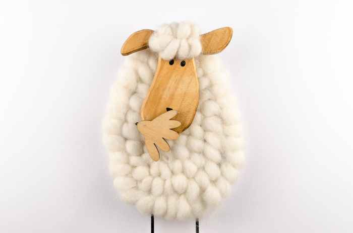cotton lamb artwork