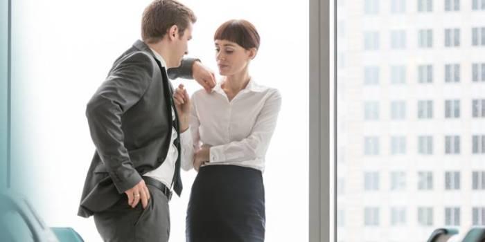 harcelement sexuel au bureau